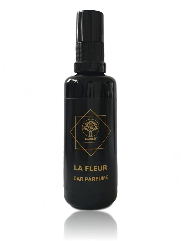 LA FLEUR purškiamas kvapas automobiliui, 50 ml.